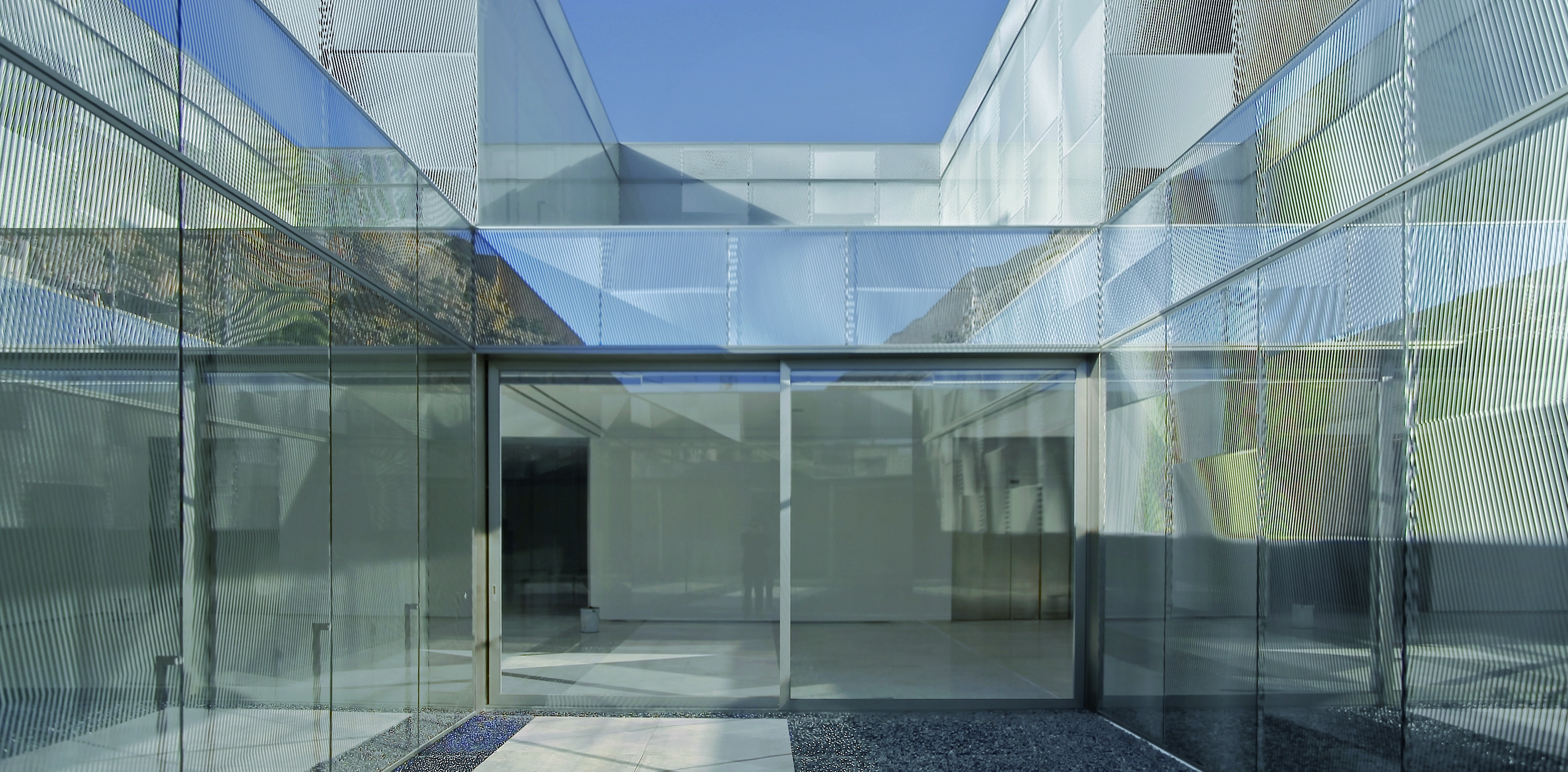 Contemporary Art Museum MACA - Architect : Juan Carlos Sancho et Sol Madridejos - Photo : Juan Carlos Sancho